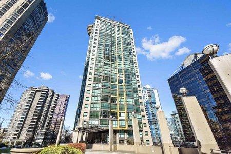 R2350959 - 608 1367 ALBERNI STREET, West End VW, Vancouver, BC - Apartment Unit
