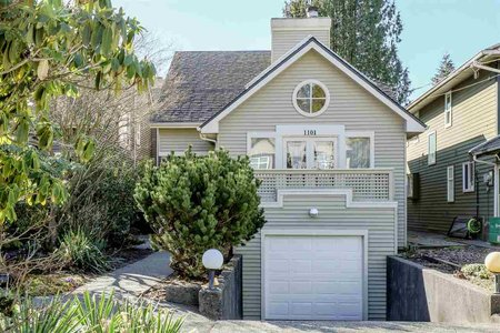 R2351055 - 1101 CLEMENTS AVENUE, Canyon Heights NV, North Vancouver, BC - House/Single Family