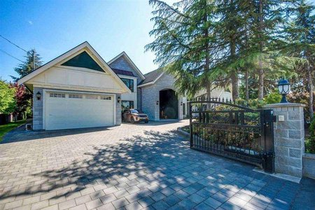 R2351252 - 10028 GRANVILLE AVENUE, McLennan, Richmond, BC - House/Single Family