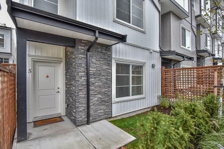 R2351278 - 5 5867 129 STREET, Panorama Ridge, Surrey, BC - Townhouse