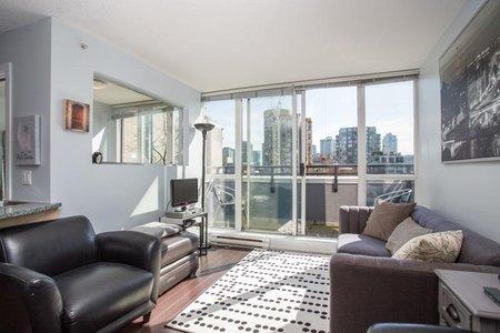 R2351451 - 304 1155 SEYMOUR STREET, Downtown VW, Vancouver, BC - Apartment Unit