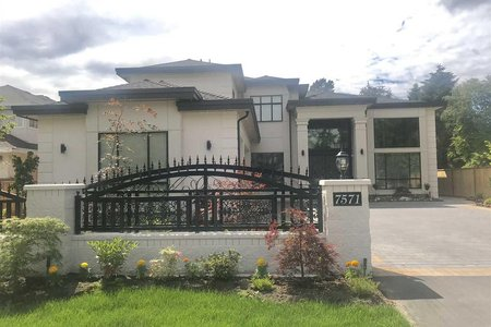 R2351654 - 7571 BRIDGE STREET, McLennan North, Richmond, BC - House/Single Family