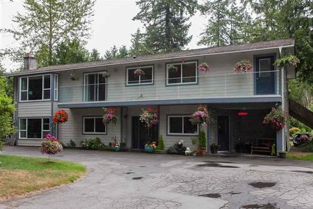R2351854 - 26436 13 AVENUE, Otter District, Langley, BC - House with Acreage
