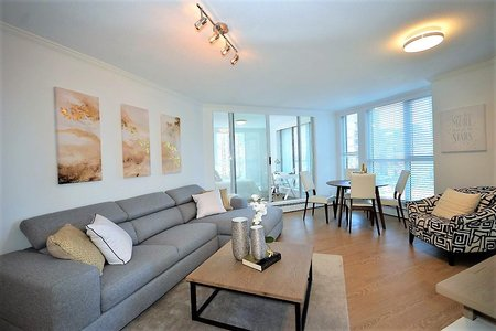 R2352090 - 301 1010 BURNABY STREET, West End VW, Vancouver, BC - Apartment Unit