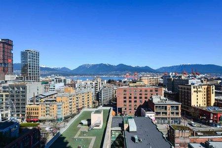 R2352207 - 1706 550 TAYLOR STREET, Downtown VW, Vancouver, BC - Apartment Unit