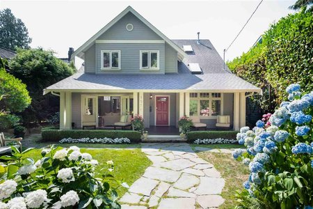 R2352224 - 1578 GORDON AVENUE, Ambleside, West Vancouver, BC - House/Single Family