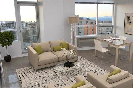 R2352450 - 1104 1570 W 7TH AVENUE, Fairview VW, Vancouver, BC - Apartment Unit