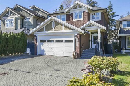 R2352635 - 11871 7TH AVENUE, Steveston Village, Richmond, BC - House/Single Family