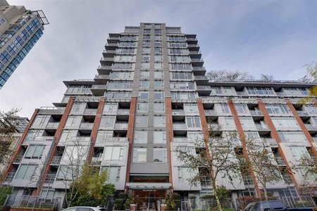 R2352694 - 516 1133 HOMER STREET, Yaletown, Vancouver, BC - Apartment Unit