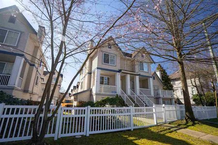 R2352884 - 50 6833 LIVINGSTONE PLACE, Granville, Richmond, BC - Townhouse