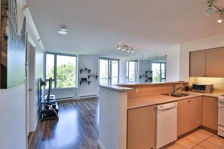 R2352936 - 607 1277 NELSON STREET, West End VW, Vancouver, BC - Apartment Unit