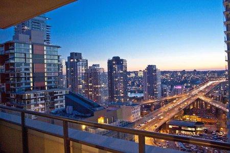 R2353091 - 1705 789 DRAKE STREET, Downtown VW, Vancouver, BC - Apartment Unit
