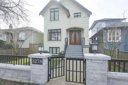 R2353112 - 3278 W 15TH AVENUE, Kitsilano, Vancouver, BC - House/Single Family