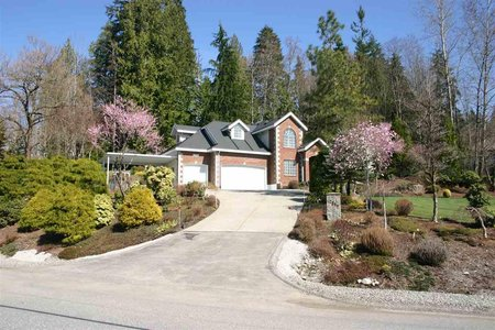 R2353309 - 12580 261 STREET, Websters Corners, Maple Ridge, BC - House with Acreage