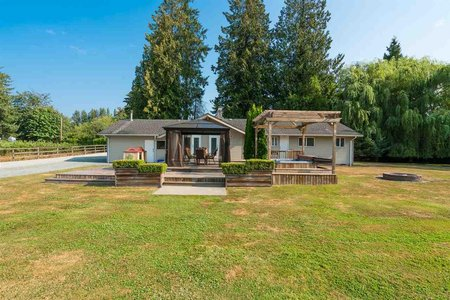 R2353419 - 22940 74 AVENUE, Salmon River, Langley, BC - House with Acreage