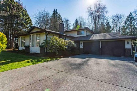 R2353475 - 24680 48B AVENUE, Salmon River, Langley, BC - House with Acreage