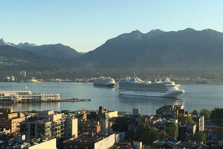 R2353487 - 2604 550 TAYLOR STREET, Downtown VW, Vancouver, BC - Apartment Unit