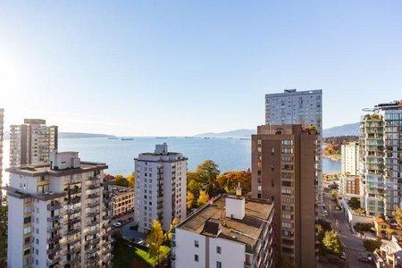 R2353523 - 1704 1251 CARDERO STREET, West End VW, Vancouver, BC - Apartment Unit