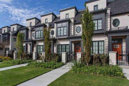 R2353565 - 7305 GRANVILLE STREET, South Granville, Vancouver, BC - Townhouse