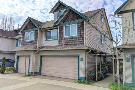 R2353934 - 24 10411 HALL AVENUE, West Cambie, Richmond, BC - Townhouse