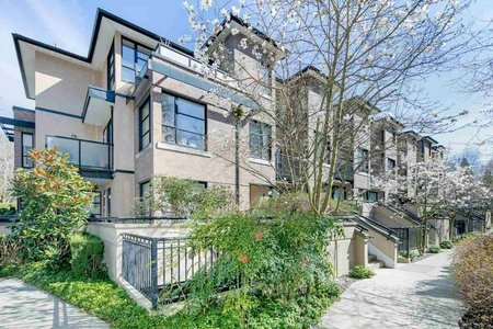 R2354042 - 14 1863 WESBROOK MALL, University VW, Vancouver, BC - Townhouse