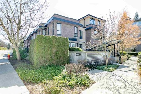 R2354071 - 25 1863 WESBROOK MALL, University VW, Vancouver, BC - Townhouse