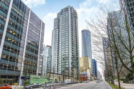 R2354073 - 3309 1239 W GEORGIA STREET, Coal Harbour, Vancouver, BC - Apartment Unit
