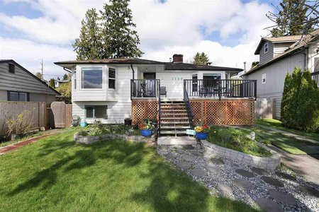 R2354099 - 1130 ADDERLEY STREET, Calverhall, North Vancouver, BC - House/Single Family