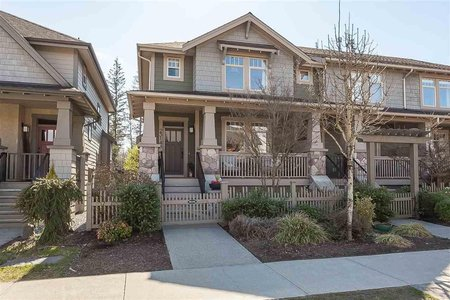 R2354188 - 23148 BILLY BROWN ROAD, Fort Langley, Langley, BC - Row House (Non-Strata)