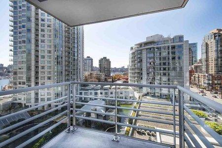 R2354445 - 1008 198 AQUARIUS MEWS, Yaletown, Vancouver, BC - Apartment Unit