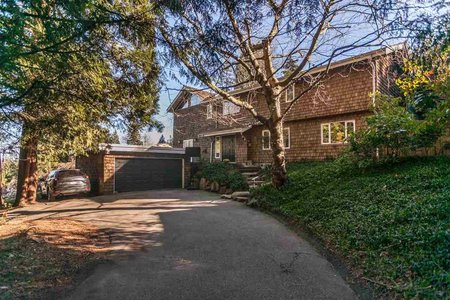 R2354489 - 4956 MARINE DRIVE, Olde Caulfeild, West Vancouver, BC - House/Single Family