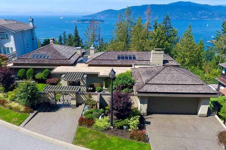R2354632 - 5102 MEADFEILD ROAD, Upper Caulfeild, West Vancouver, BC - House/Single Family
