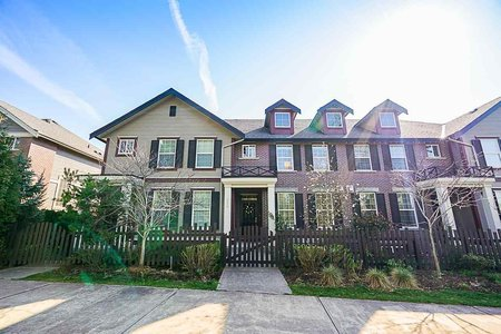 R2354680 - 6858 208 STREET, Willoughby Heights, Langley, BC - Row House (Non-Strata)