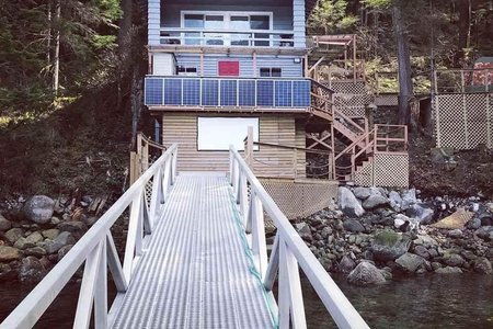 R2354772 - 8 JOHNSON BAY, Indian Arm, North Vancouver, BC - House/Single Family