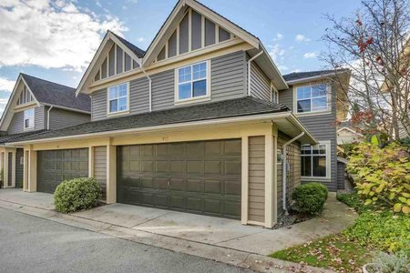 R2354811 - 105 15500 ROSEMARY HEIGHTS CRESCENT, Morgan Creek, Surrey, BC - Townhouse