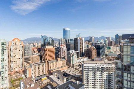 R2354828 - 2803 1199 SEYMOUR STREET, Downtown VW, Vancouver, BC - Apartment Unit