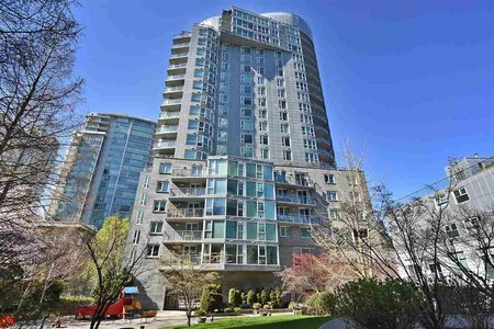 R2354941 - 402 560 CARDERO STREET, Coal Harbour, Vancouver, BC - Apartment Unit