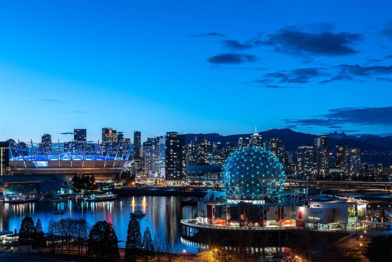 1303 110 SWITCHMEN STREET, Vancouver - R2355162