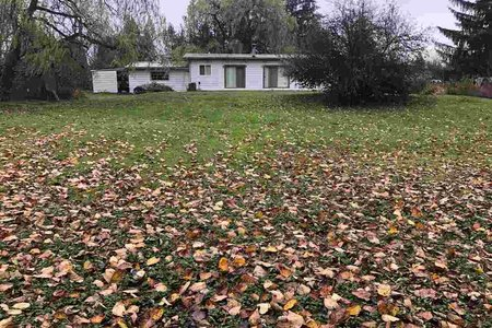 R2355213 - 7227 231 STREET, Salmon River, Langley, BC - House with Acreage
