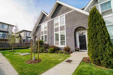 R2355410 - 21015 79A AVENUE, Willoughby Heights, Langley, BC - Row House (Non-Strata)