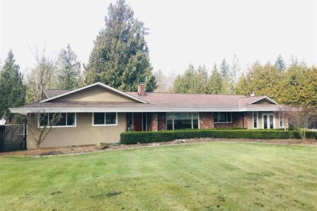 R2355437 - 2221 216 STREET, Campbell Valley, Langley, BC - House with Acreage