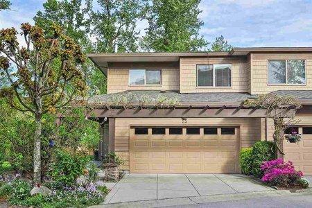 R2355847 - 25 16655 64 AVENUE, Cloverdale BC, Surrey, BC - Townhouse