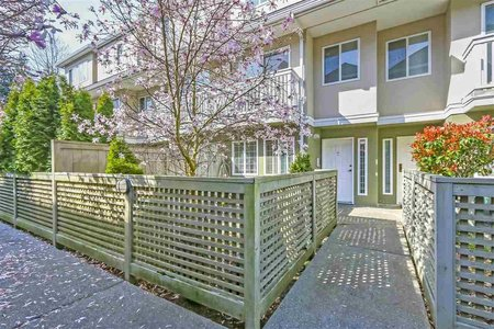 R2355991 - 68 7831 GARDEN CITY ROAD, Brighouse South, Richmond, BC - Townhouse