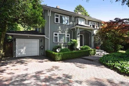 R2355994 - 5790 ADERA STREET, South Granville, Vancouver, BC - House/Single Family
