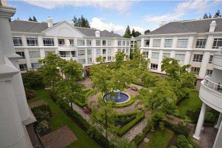 R2356150 - 417 5735 HAMPTON PLACE, University VW, Vancouver, BC - Apartment Unit