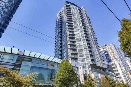 R2356210 - 607 1155 SEYMOUR STREET, Downtown VW, Vancouver, BC - Apartment Unit