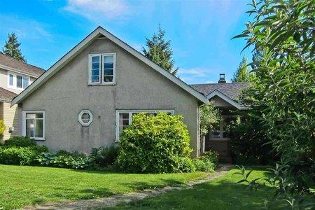 R2356255 - 4026 W 38TH AVENUE, Dunbar, Vancouver, BC - House/Single Family
