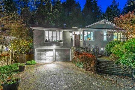 R2356353 - 5715 CRANLEY DRIVE, Eagle Harbour, West Vancouver, BC - House/Single Family