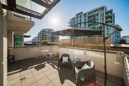 R2356378 - 507 188 E ESPLANADE, Lower Lonsdale, North Vancouver, BC - Apartment Unit