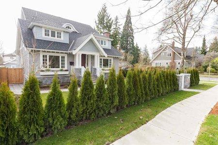 R2356380 - 3792 W 33RD AVENUE, Dunbar, Vancouver, BC - House/Single Family